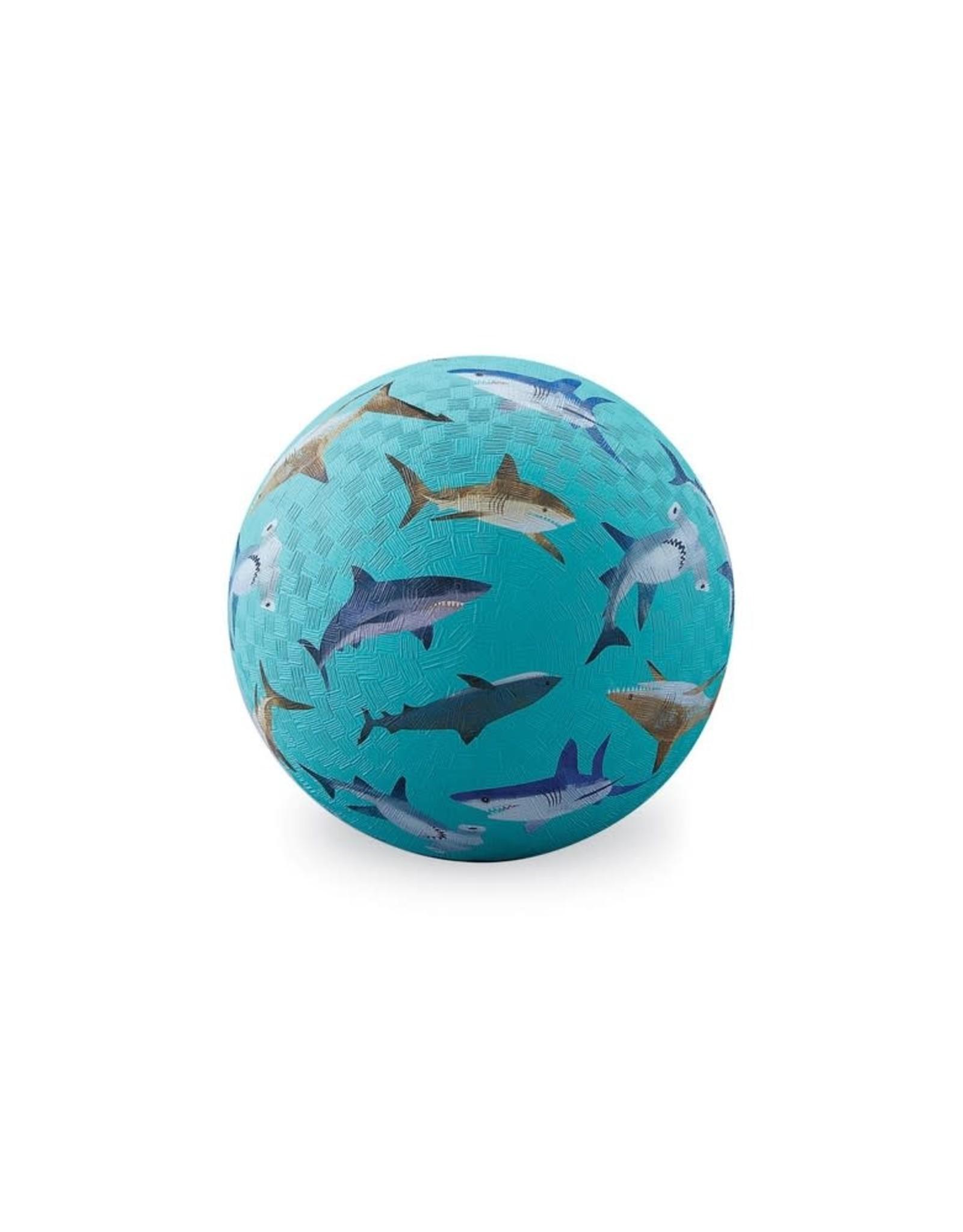 "Crocodile Creek 7"" Playball - Sharks"