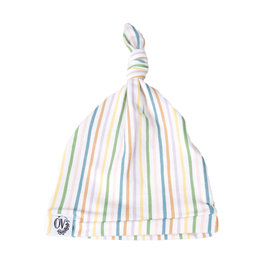The Over Company The OVer Company Nodo Hat - Promise - Newborn