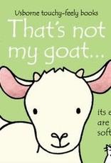 Usborne That's Not My Goat