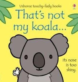 Usborne That's Not My Koala