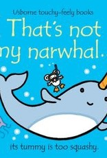 Usborne That's Not My Narwhal