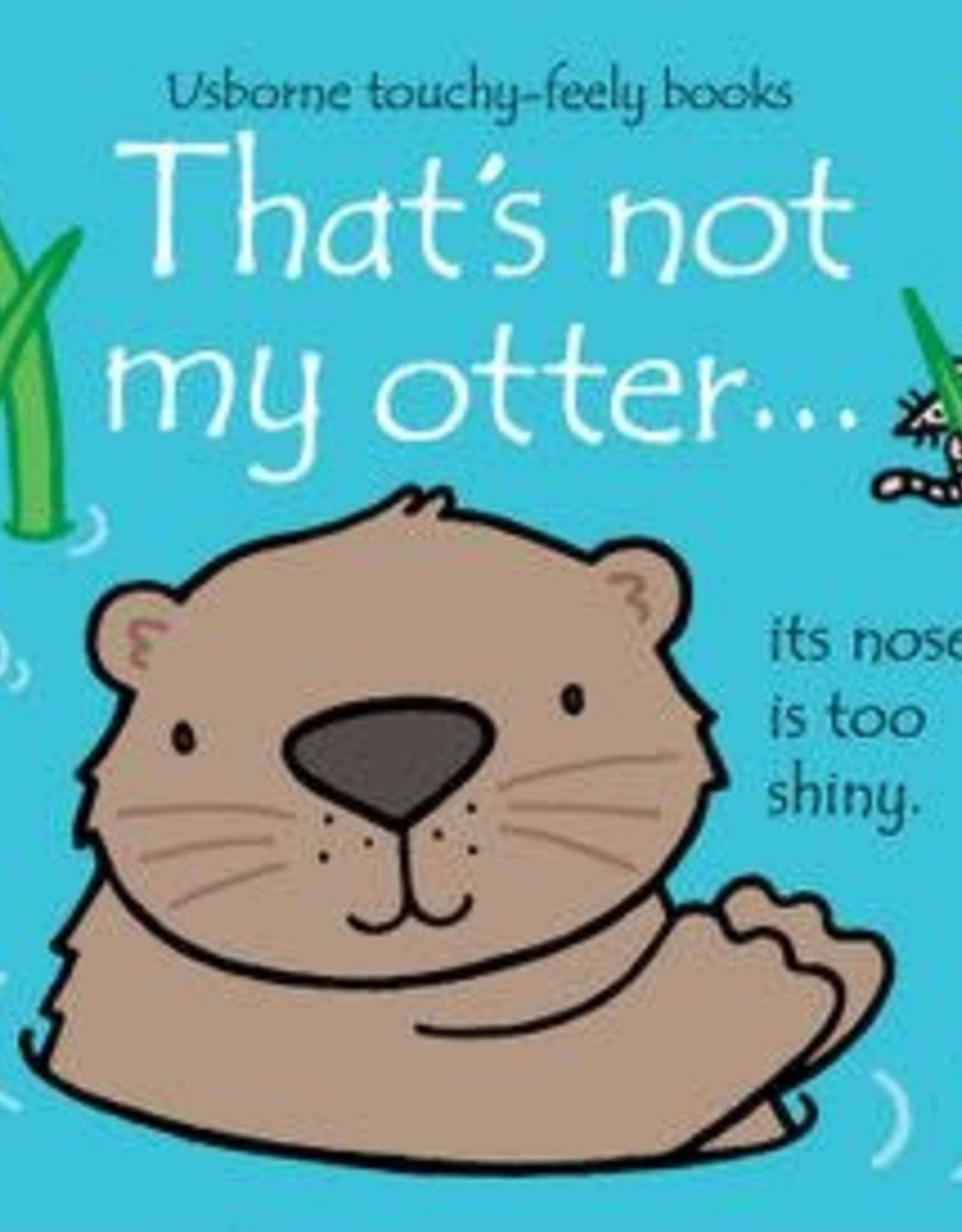 Usborne That's Not My Otter