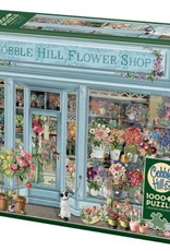 Cobble Hill Puzzles Parisian Flowers 1000 Piece Puzzle