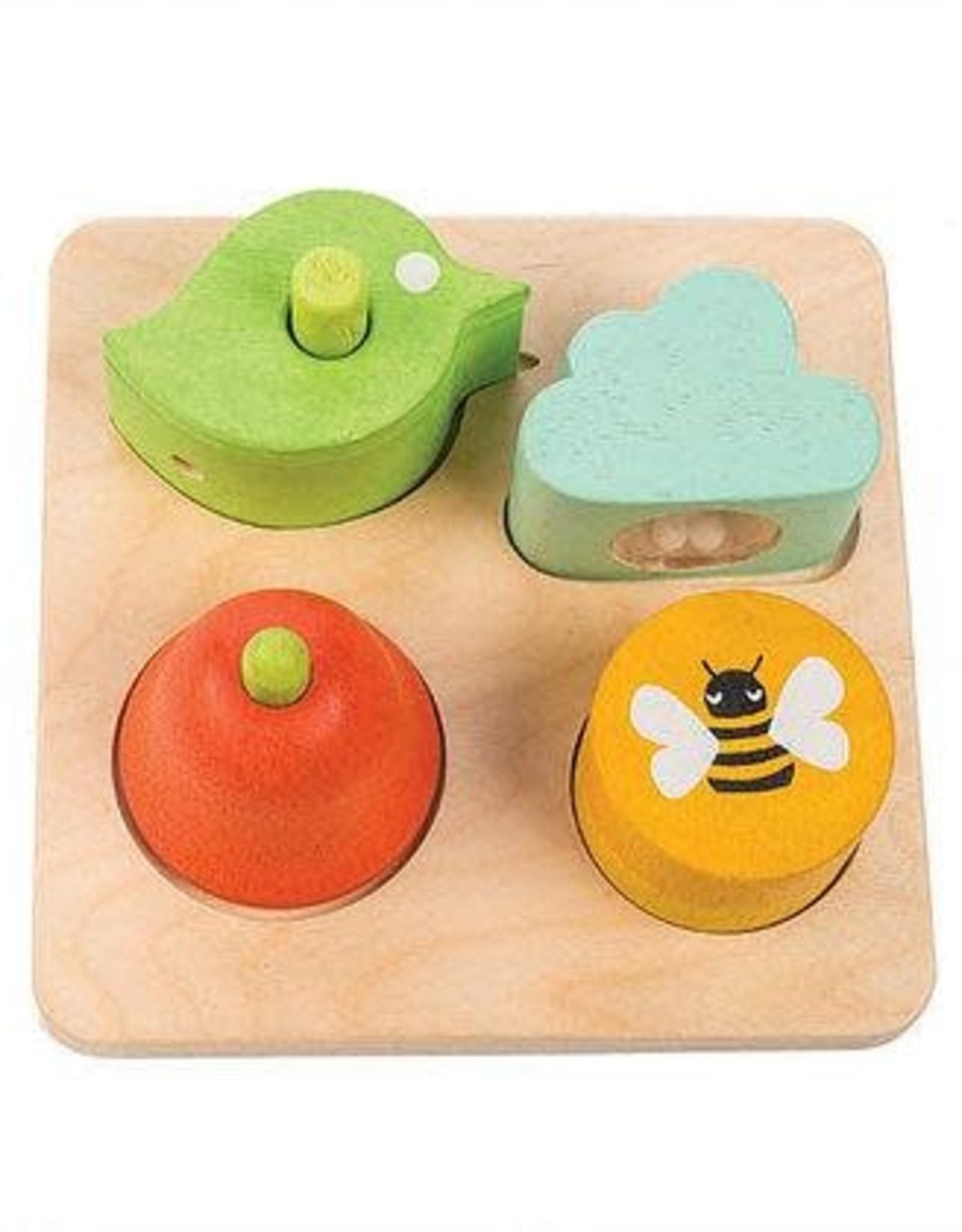 Tender Leaf Toys Audio Sensory Tray