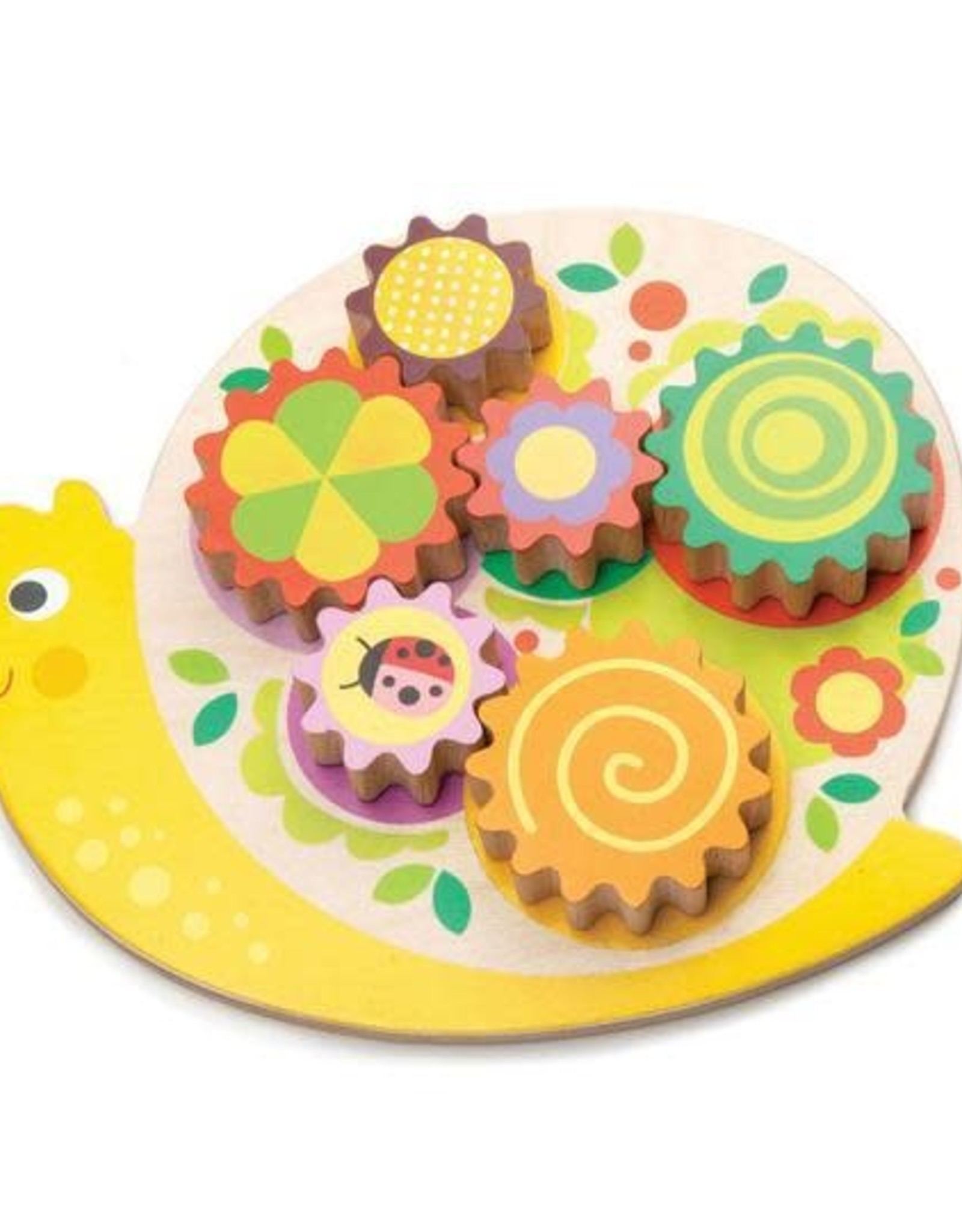 Tender Leaf Toys Snail Whirls