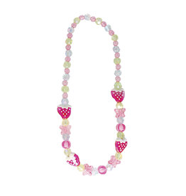 Great Pretenders Very Merry Strawberry Necklace