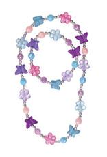 Great Pretenders Flutter By Me Necklace & Bracelet Set