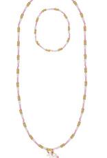Great Pretenders Magic Unicorn Necklace & Bracelet Set