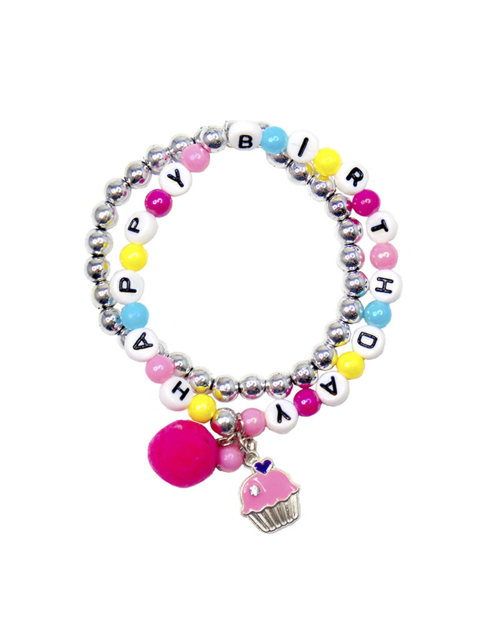 Great Pretenders Happy Birthday Bracelet