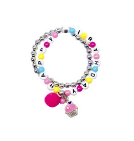 Great Pretenders Happy Birthday Bracelet