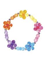 Great Pretenders Flower Rainbow Power Bracelet