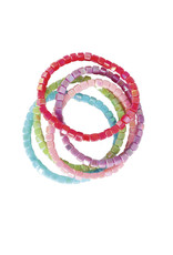 Great Pretenders Tints Tones 5pc Rainbow Bracelet Set