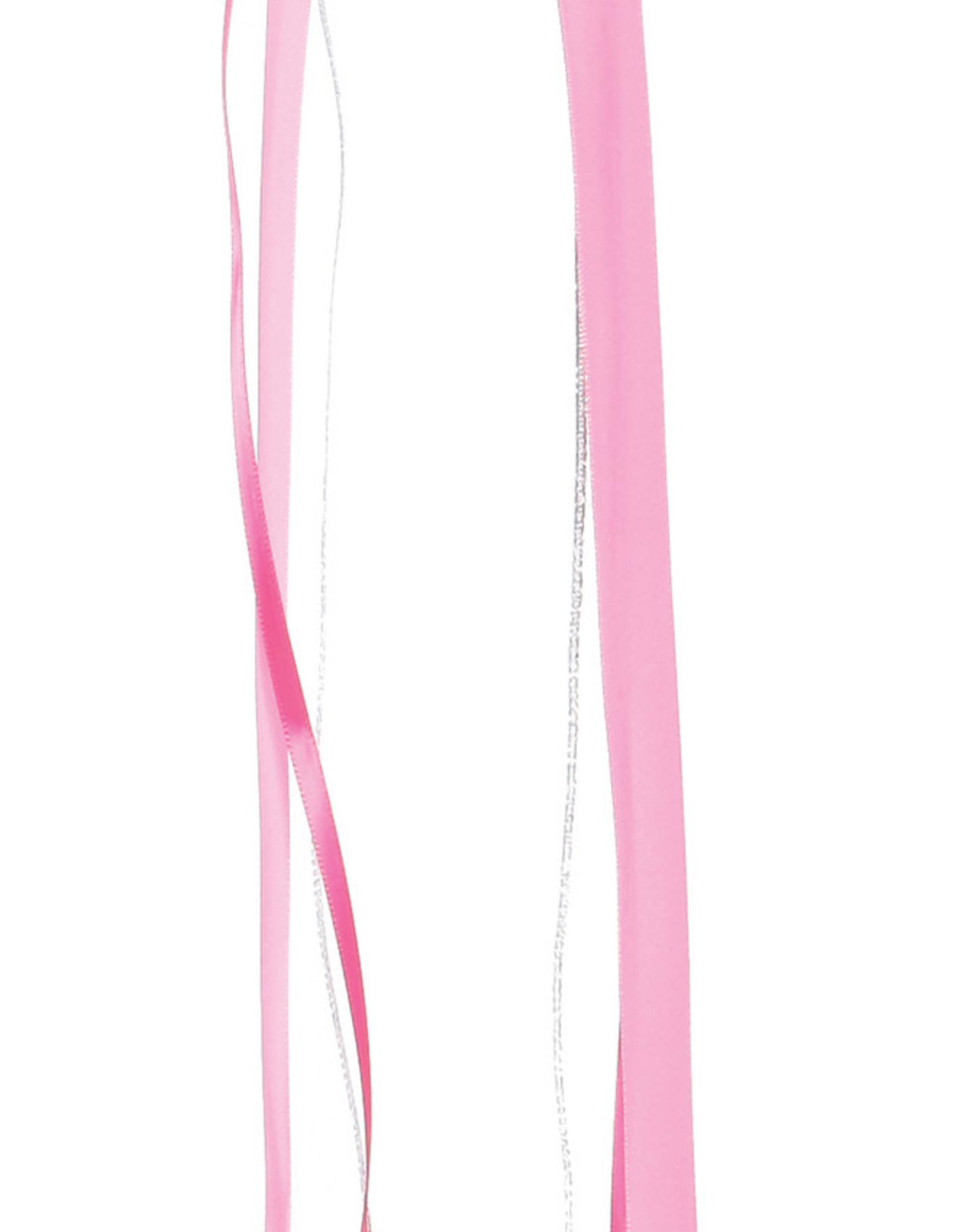 Great Pretenders Ribbon Tiara, Dark Pink