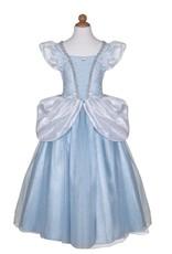 Great Pretenders Deluxe Cinderella Dress, Size 3-4