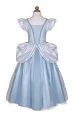Great Pretenders Deluxe Cinderella Dress, Size 5-6