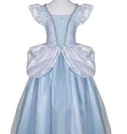 Great Pretenders Deluxe Cinderella Dress, Size 5-6
