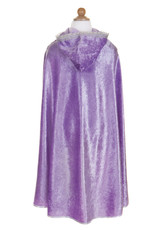 Great Pretenders Diamond Sparkle Cape, Lilac, Size 3-4