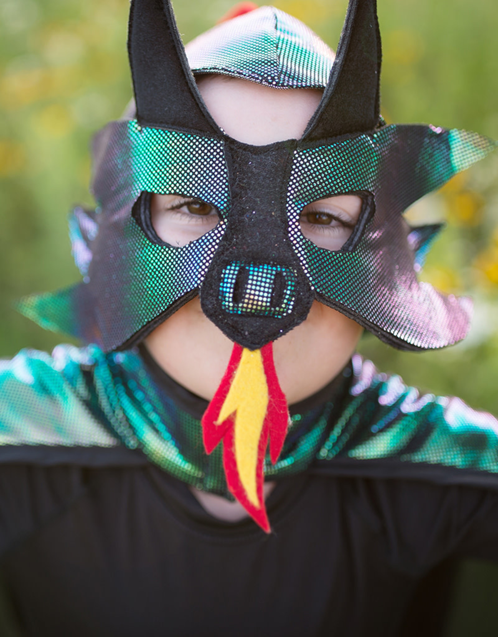 Great Pretenders Ultimate Reversible Dragon Knight Cape and Mask