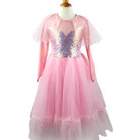 Great Pretenders Elegant in Pink Dress, Size 5-6