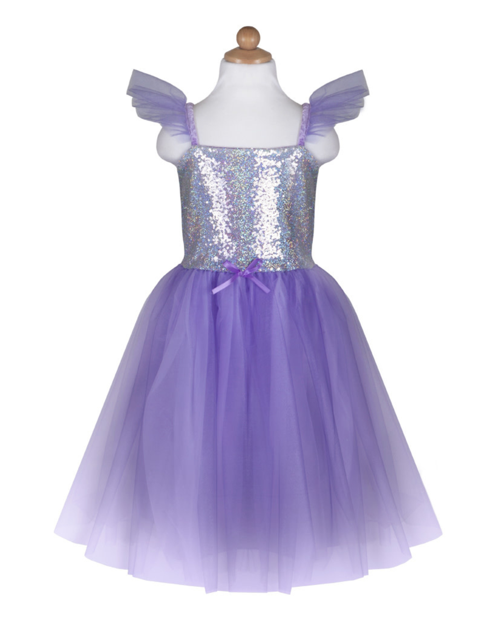 Great Pretenders Sequins Princess Dress - Lilac - Size 3-4