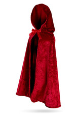Great Pretenders Little Red Riding Cape, Size 3-4