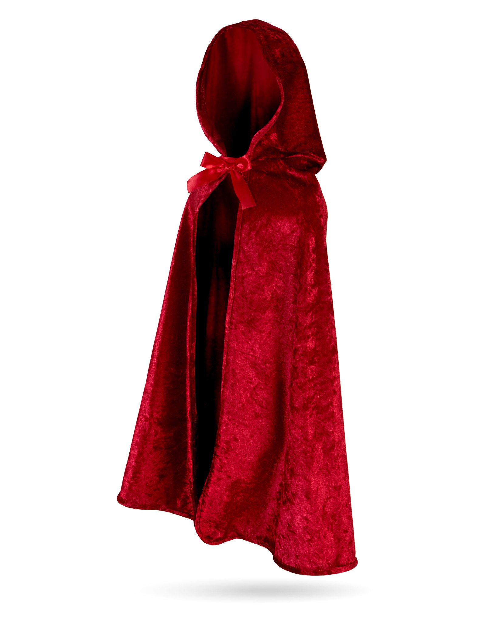 Great Pretenders Little Red Riding Cape, Size 5-6