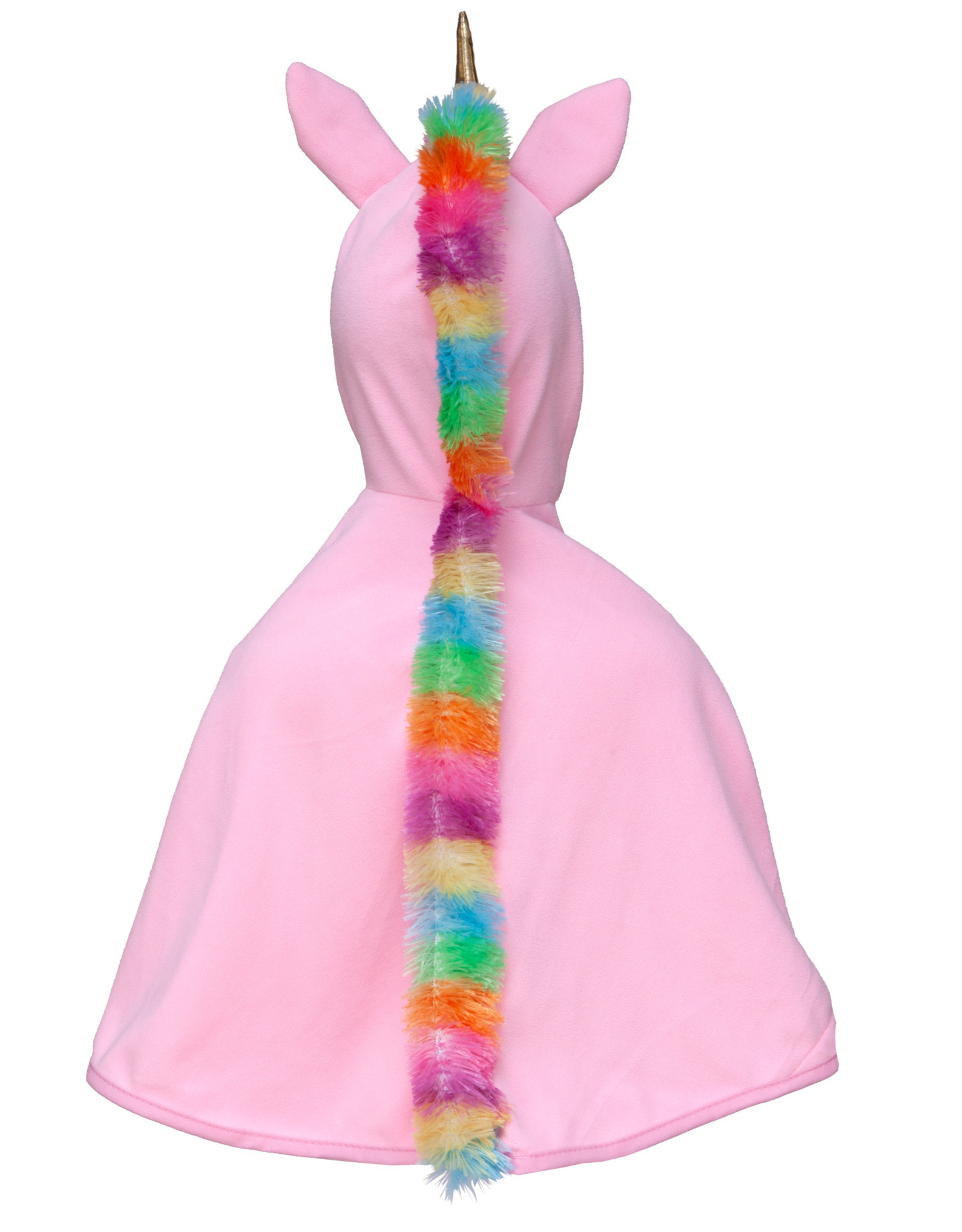 Great Pretenders Baby Unicorn Cape - Pink - Size 12-24 months