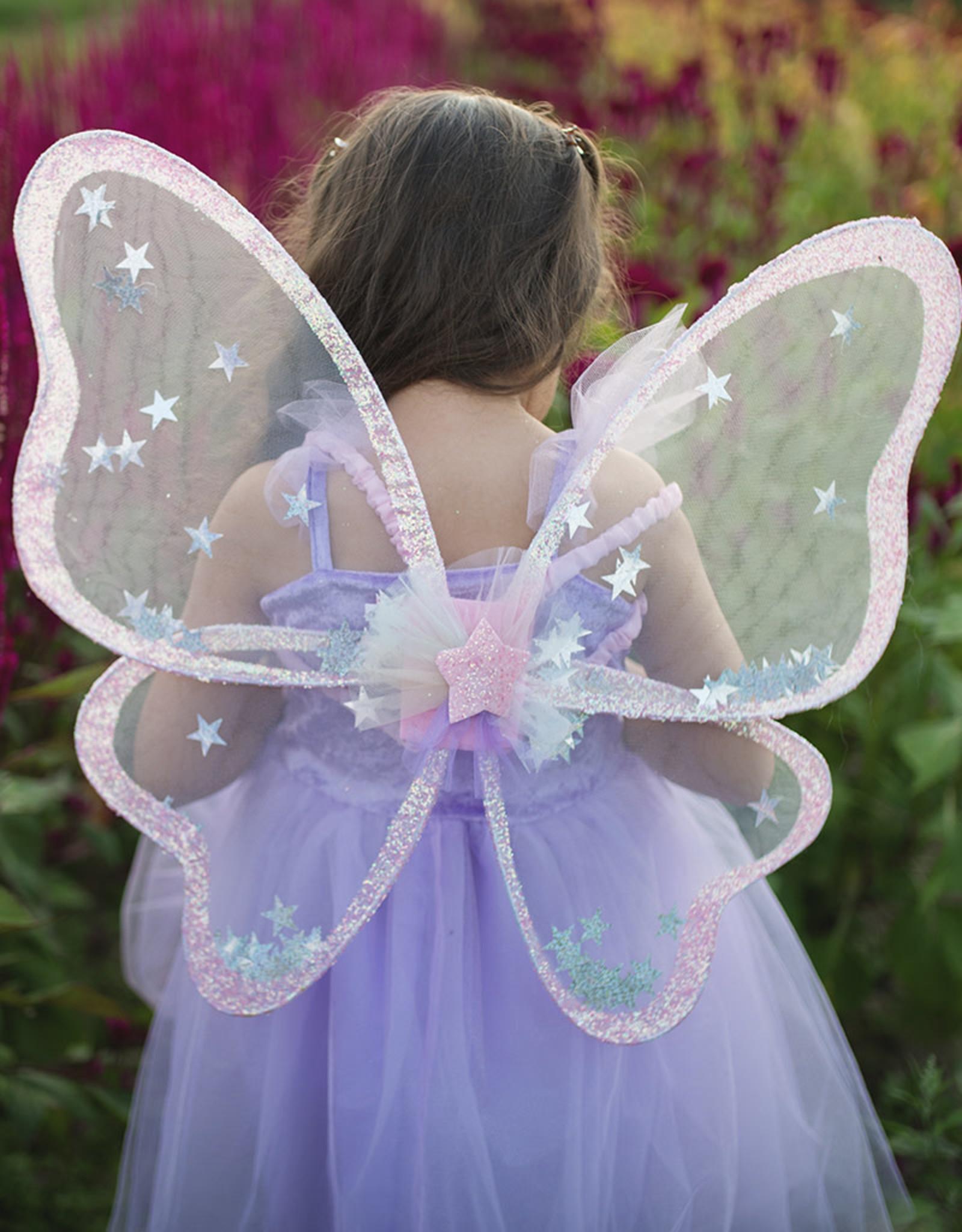 Great Pretenders Twinkling Star Confetti Wings
