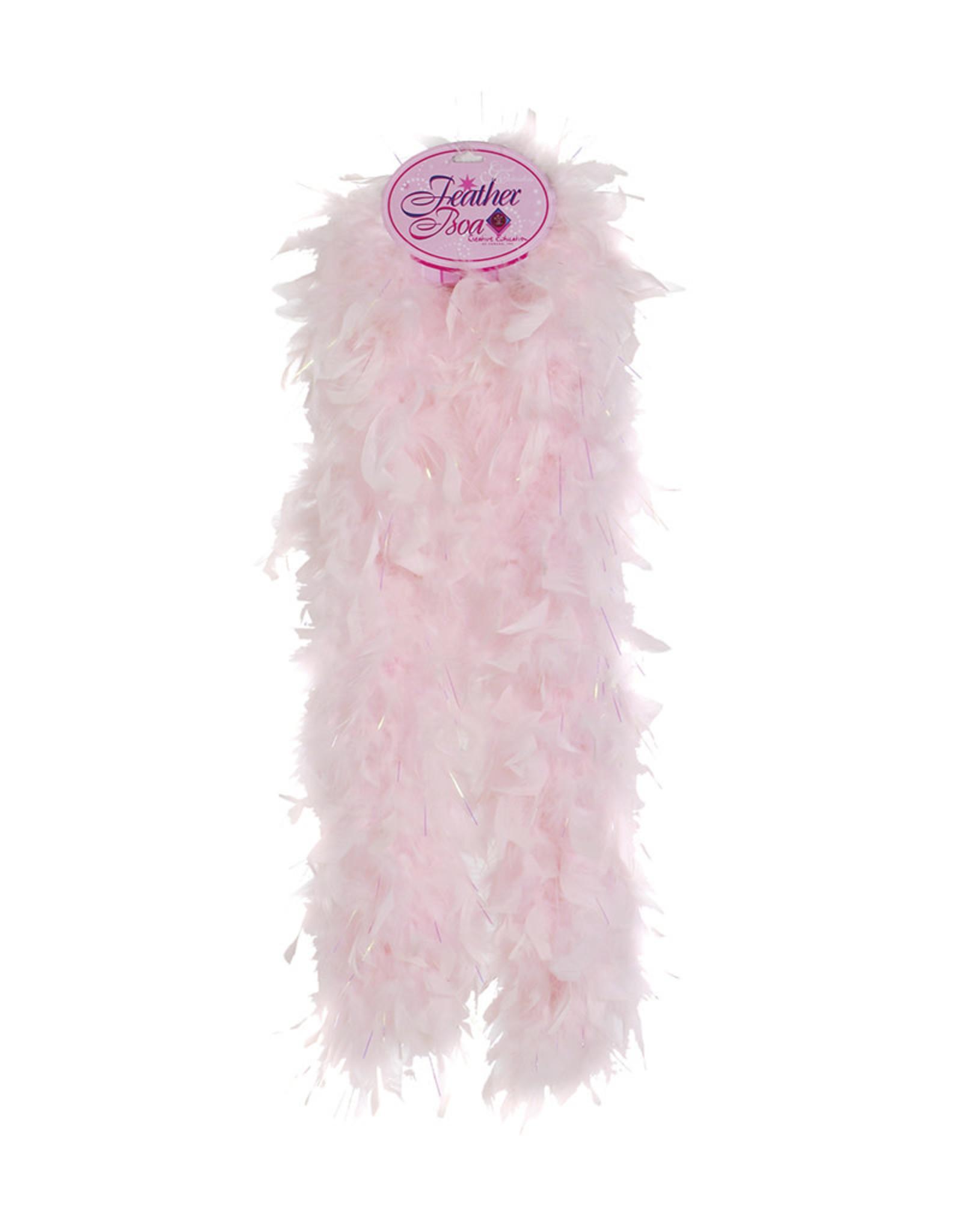 Great Pretenders Chandelle Boa, Pink