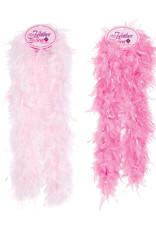 Great Pretenders Chandelle Boa, Dark Pink