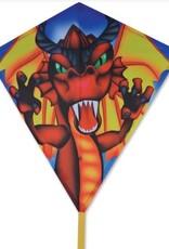 Premier Kites 30 in Diamond Kite - Flamewing Dragon