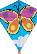 Premier Kites 30 in Diamond Kite - Brilliant Butterfly