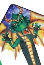 Premier Kites Easy Flyer Kite - Emerald Dragon