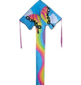 Premier Kites Large Easy Flyer Kite - Pretty Butterfly