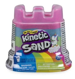 Kinetic Sand Kinetic Sand Rainbow Unicorn Multicolor 5oz Single Container