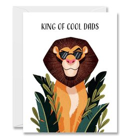 Card - King of Cool Dads