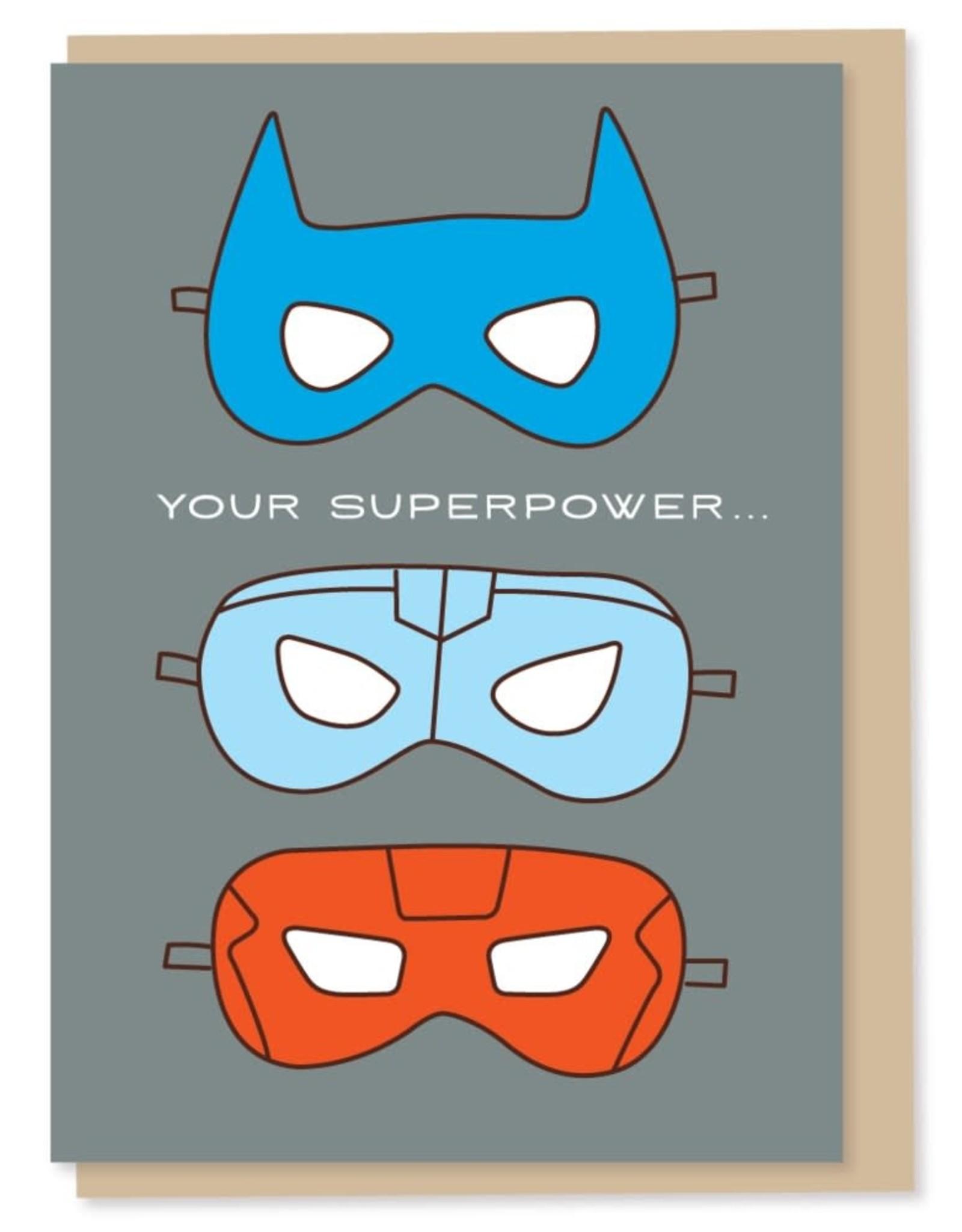 Card - Superpower