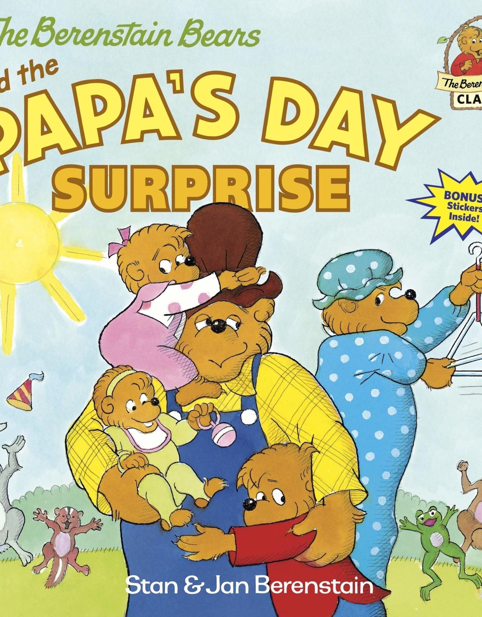 HarperCollins Berenstain Bears Papa's Day Surprise