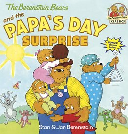 HarperCollins Berenstain Bears Papa's Day Surprise
