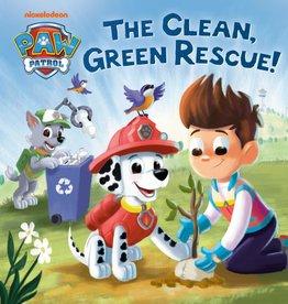 HarperCollins Paw Patrol: Clean, Green Rescue