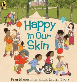 HarperCollins Happy In Our Skin