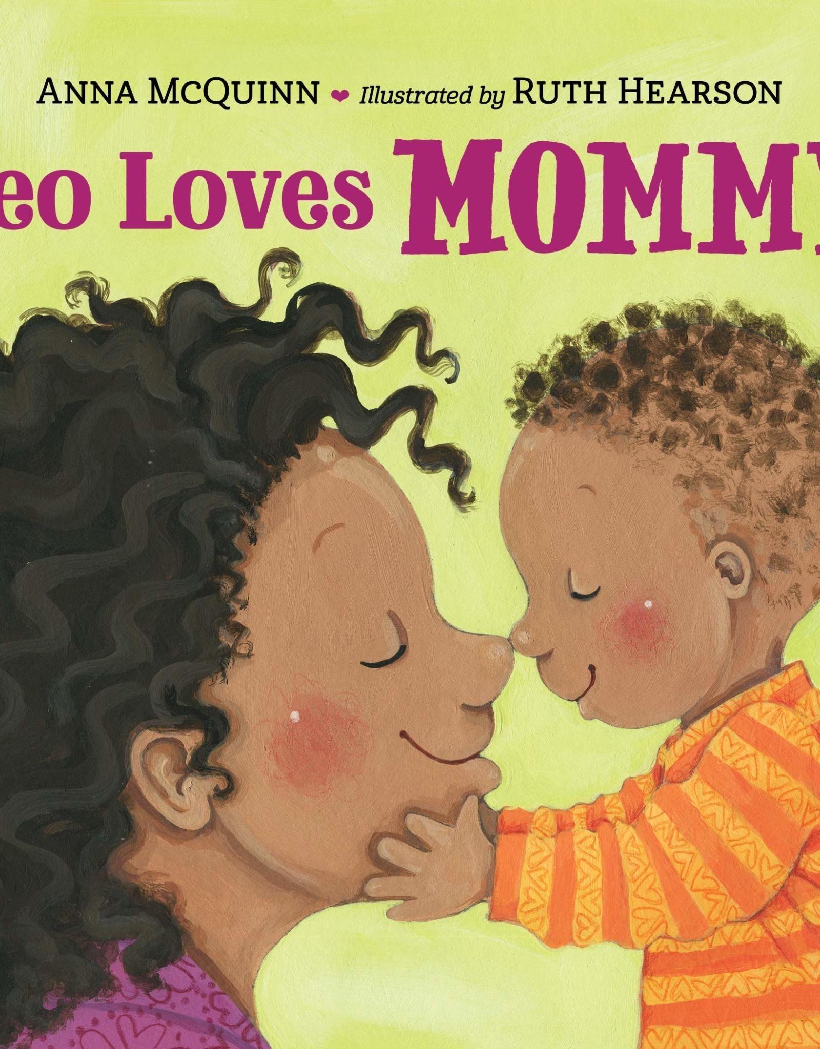 HarperCollins Leo Loves Mommy