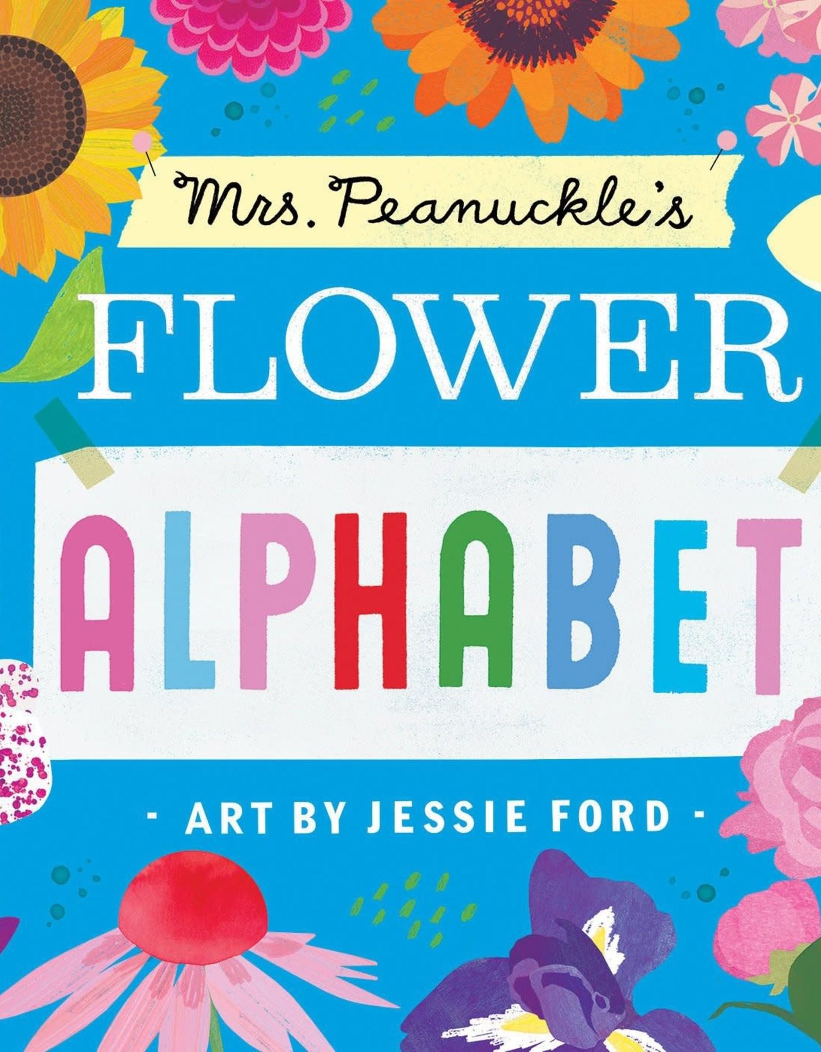 HarperCollins Mrs. Peanuckle's Flower Alphabet
