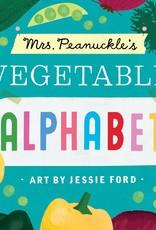 HarperCollins Mrs. Peanuckle's Vegetable Alphabet