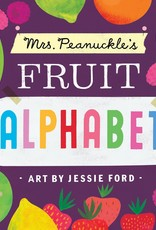 HarperCollins Mrs. Peanuckle's Fruit Alphabet