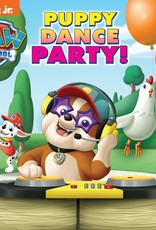 HarperCollins Paw Patrol: Puppy Dance Party