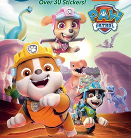 HarperCollins Step Into Reading  2: Paw Patrol - Save the Dinosaurs