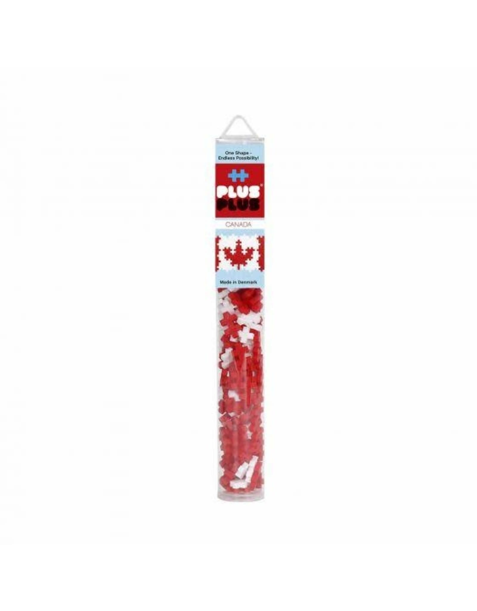 Plus-Plus Plus-Plus Canadian Flag Tube