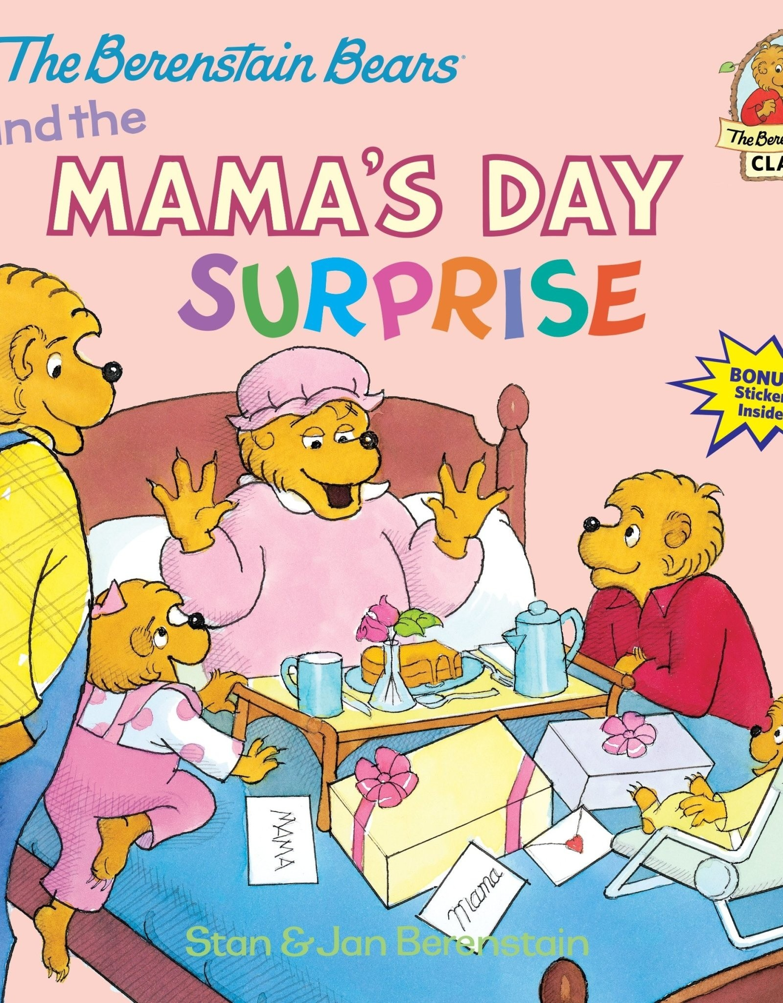 Penguin Random House Berenstain Bears and the Mama's Day Surprise