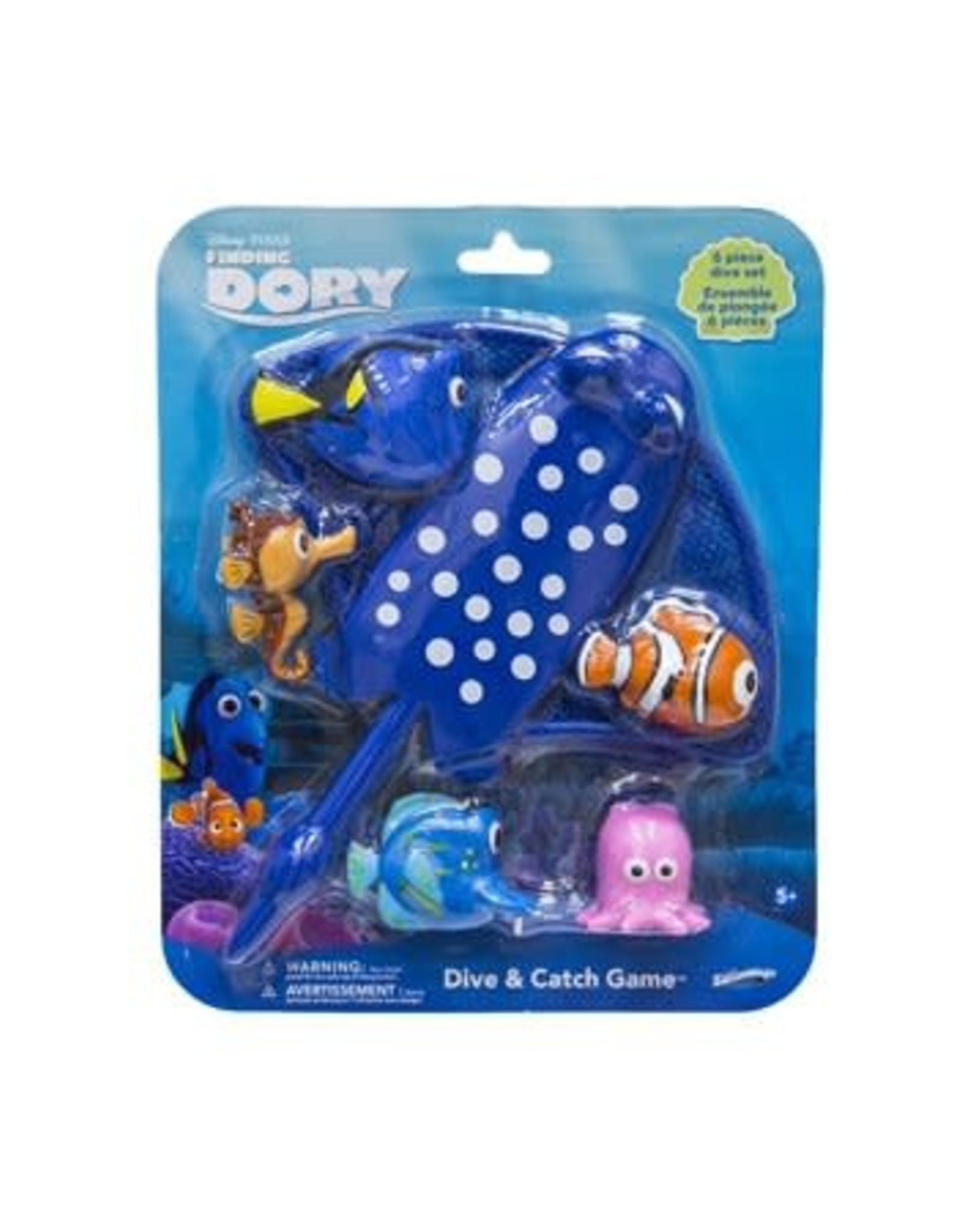 Swimways Finding Dory Mr. Rays Dive and Catch Game